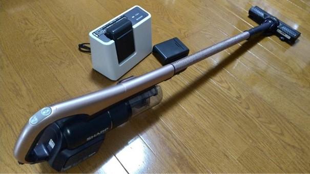 コードレス掃除機(EC-AR3SX-N)