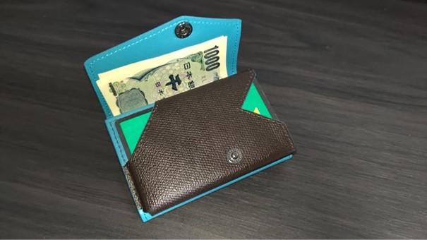 abrAsusのミニ財布2