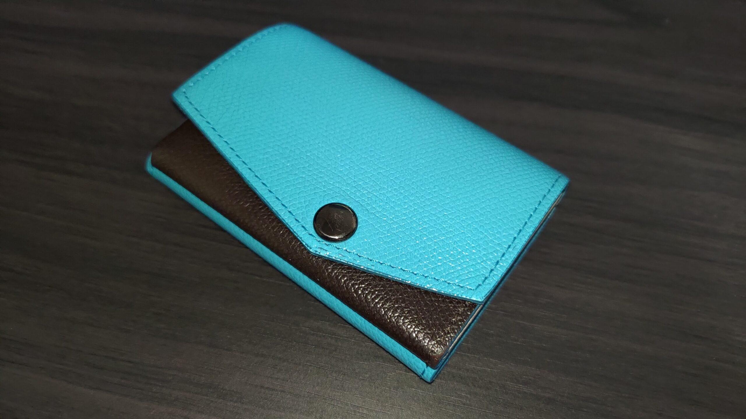 小さい財布1