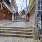 金比羅山の参道